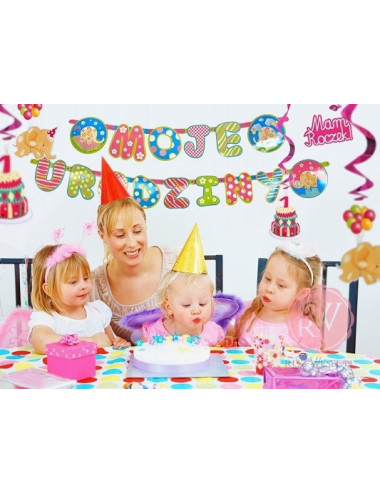 Baner napis urodzinowy