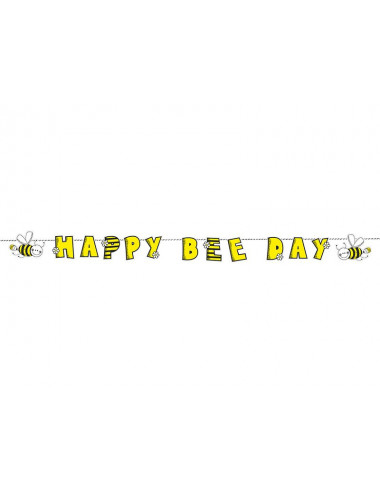 Banner napis Pszczółka baner