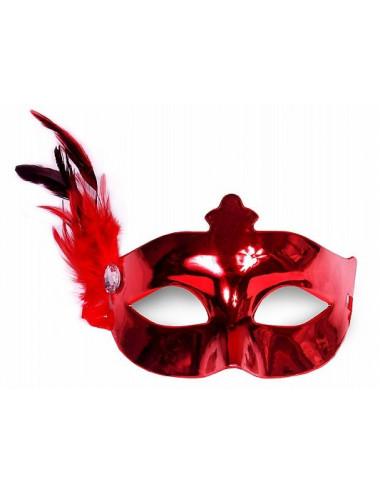 Maska z Piórkiem