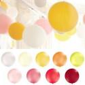 Balon olbrzym metaliczny