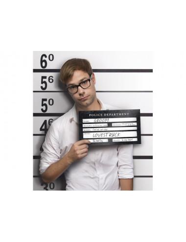 Tabliczka do zdjęć Areszt