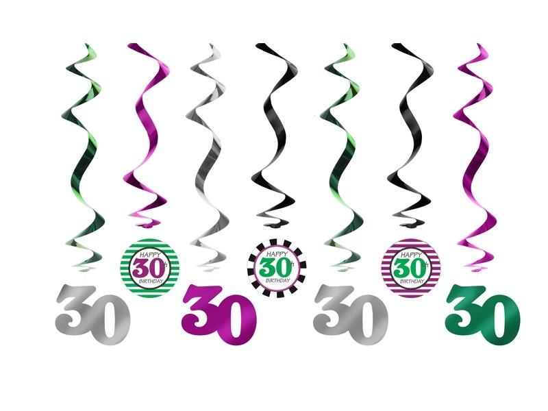 Świderki na 30 urodziny