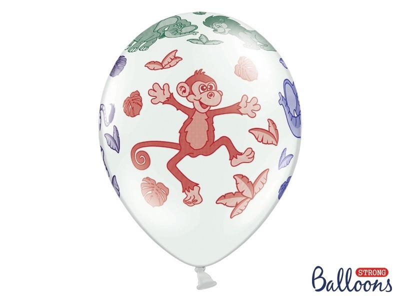 """Balony zwierzęta z ZOO 14"""""""