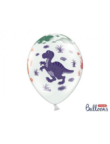 """Balony dinozaury 14"""""""