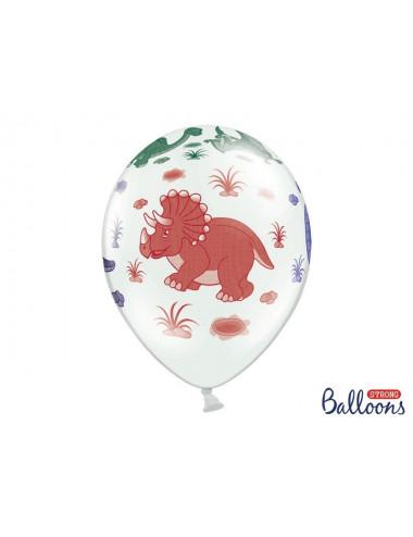 Balony dinozaury 14