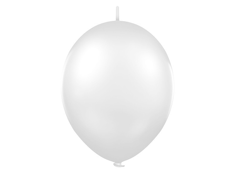 Balony z łącznikiem pastelowe