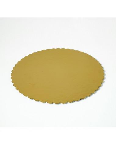 Podkład pod tort ząbkowany