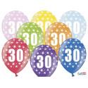 Balony metaliczne z nadrukiem 30