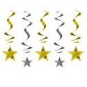 Świderki gwiazdki gwiazdy