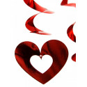 Serpentyny serca mtalizowane