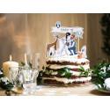 Topper na tort Marry Me Wyjdziesz za mnie ślub
