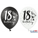 Balony 18-stka 30 cm
