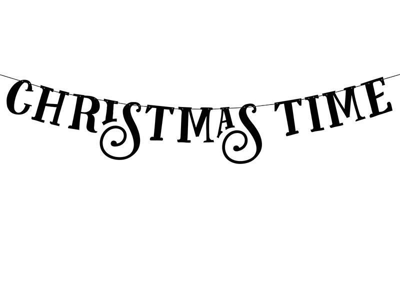 Baner Christmas Time