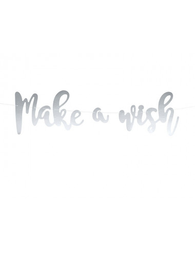 Baner Jednorożec - Make a wish