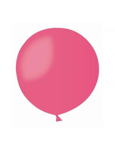 Balon kula pastelowy