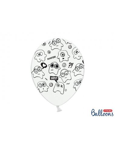 Balony Potworki