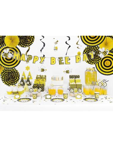 Słomki do napojów Pszczółka