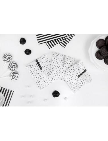 Torebki na słodycze Black&White