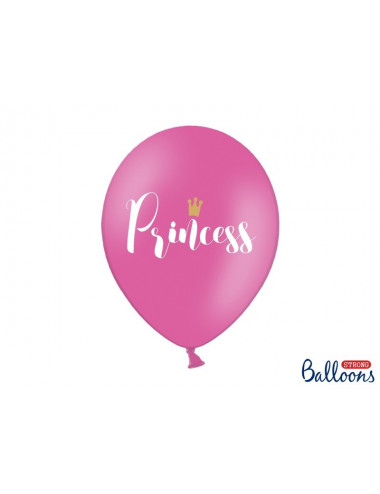 Balony Princess