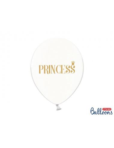 Balony Princess