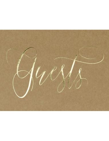 Księga Gości Guests