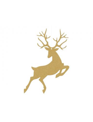 Zawieszki renifer Rudolf