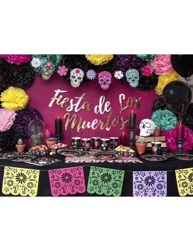Talerzyki Dia de los Muertos