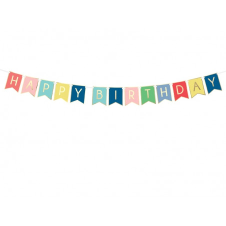 Baner Happy Birthday