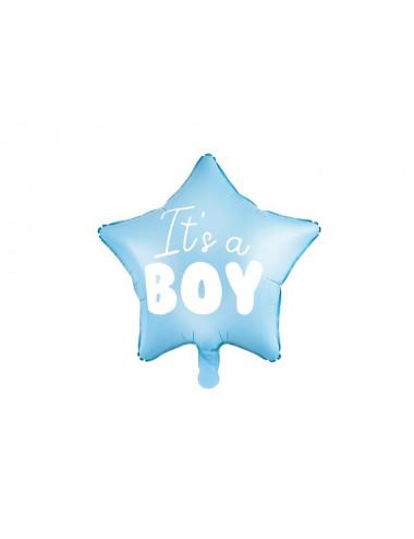 Balon foliowy Gwiazda