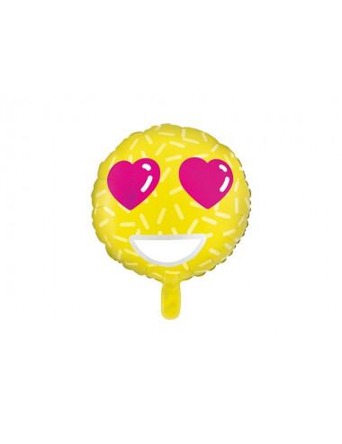 Balon foliowy Emotikon