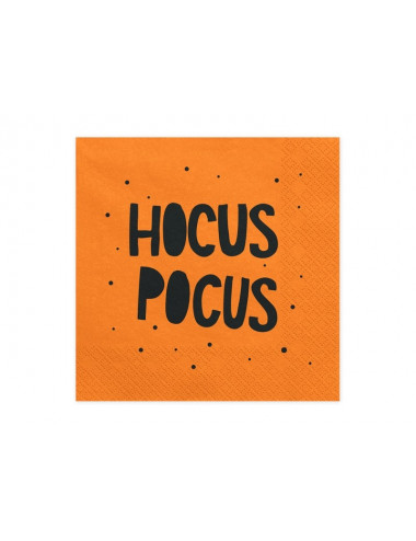 Serwetki Hocus Pocus