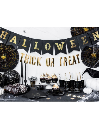 Baner Halloween Trick of  Treat