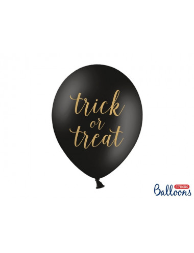Balony  Trick or Treat