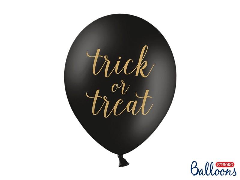 Balony  Trick or Treat