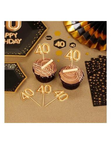 Pikery na 40 urodziny