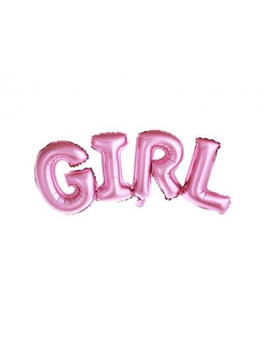 Balon foliowy Girl