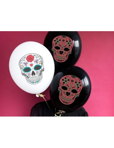 Balon  Dia de los Muertos
