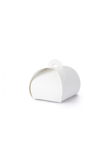 Pudełeczka, biały