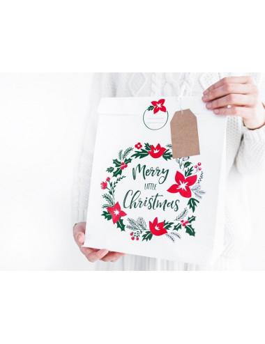 Torebki na prezenty Boże Narodzenie