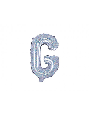 Balon foliowa litera G 35cm