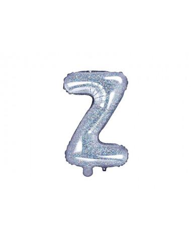 Balon foliowa litera Z 35cm