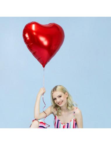 Balon foliowy Serce 45 cm
