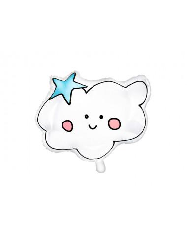 Balon foliowy Chmurka