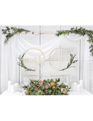 Zawieszki dekoracyjne Żona Mąż