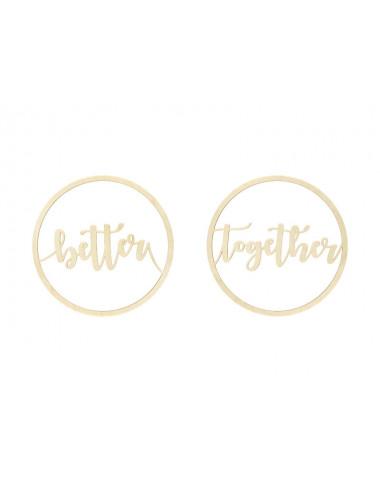 Zawieszki na krzesło Better Together