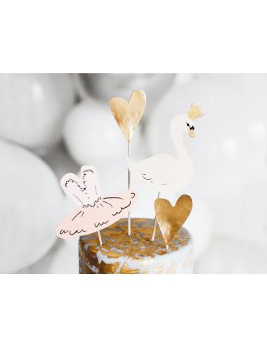 Toppery na tort Lovely Swan
