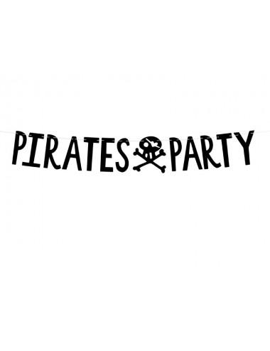 Baner Piraci - Pirates Party