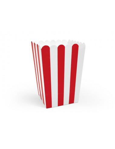 Pudełka na popcorn