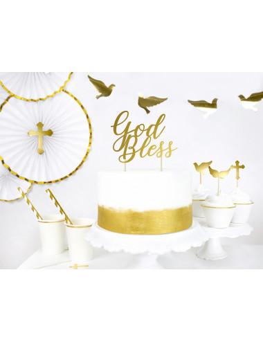 Topper na tort Mi Primera Comunion