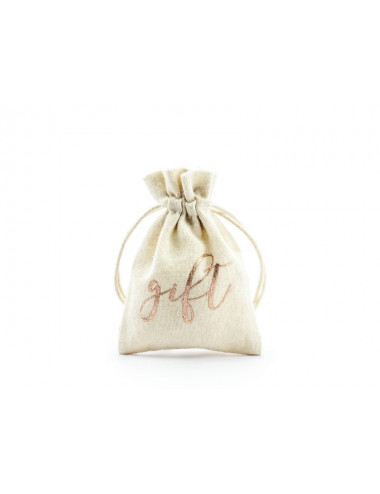 Woreczki bawełniane - Gift